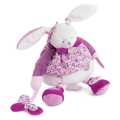 Doudou et Compagnie Cherry The Bunny Activity Doll -NEW!