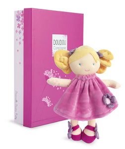 Doudou et Compagnie Miss Pretty Pink - 11.0inches