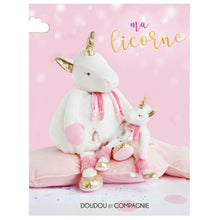 Load image into Gallery viewer, Lucie the Unicorn Plush Stuffed Animal Pajama Bag -NEW!