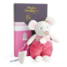 Load image into Gallery viewer, Rosie Mouse Plush Stuffed Animal