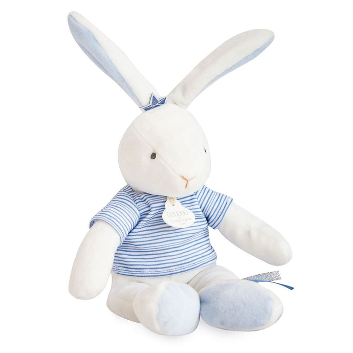 Doudou et Compagnie I'm a Sailor Bunny Plush Stuffed Animal