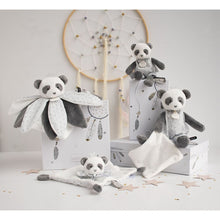Load image into Gallery viewer, Doudou et Compagnie Dream Maker Panda Doudou Flower Petals - NEW!