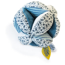 Load image into Gallery viewer, Doudou et Compagnie Yoka Sensory Balls with Rattle – Assortment of 3 - NEW!