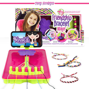 Choose Friendship - My Ultimate Friendship Bracelet Maker