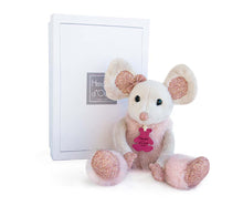 Load image into Gallery viewer, Histoire D'ours Little Twist Glitter Star Mouse