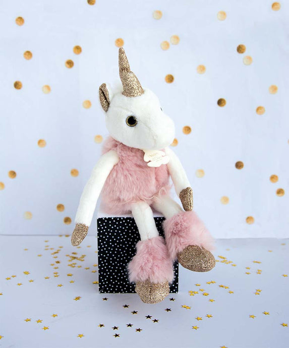 Histoire D'ours Unicorn - 9.8inches