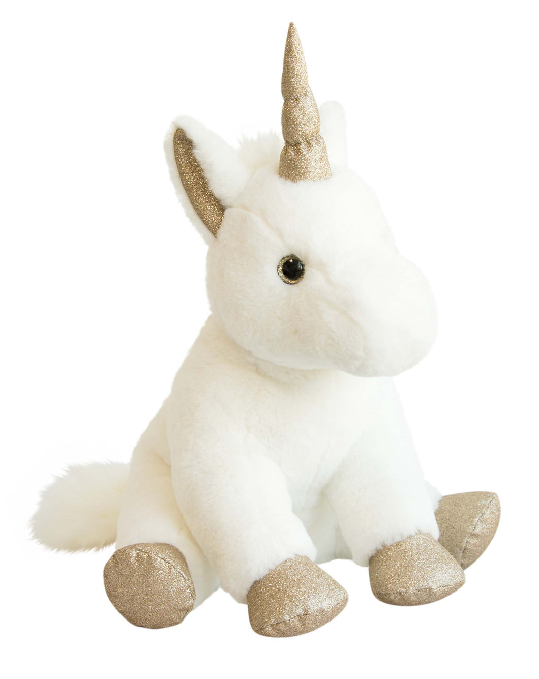 Histoire D'ours Unicorn Gold - 17.7inches