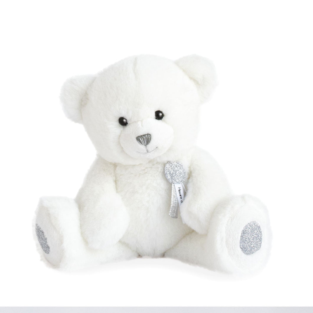 Histoire D'ours Bear Charms White - 9.4inches