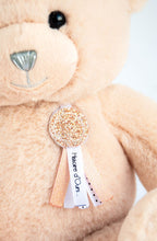 Load image into Gallery viewer, Histoire D'ours Teddy Bear Charms Beige