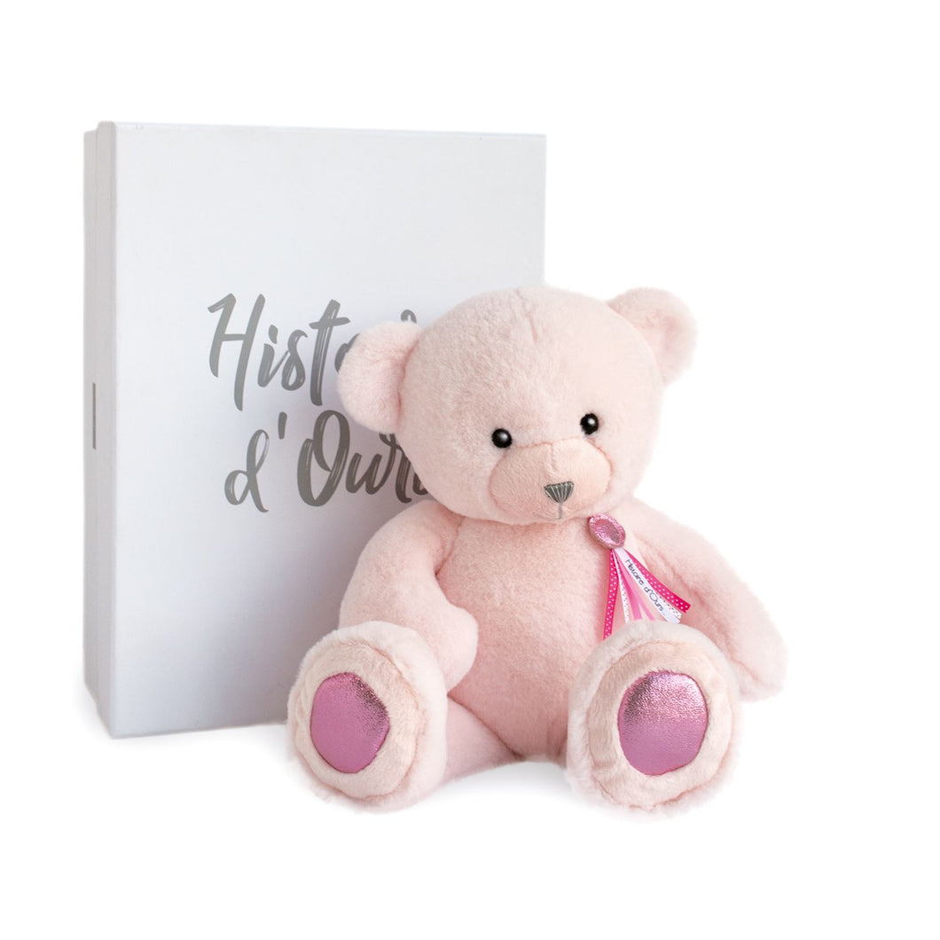 Histoire D'ours Bear Charms Pink - 15.7inches