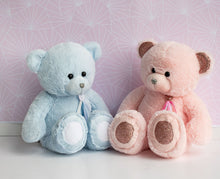 Load image into Gallery viewer, Histoire D'ours Teddy Bear Charms Sky Blue
