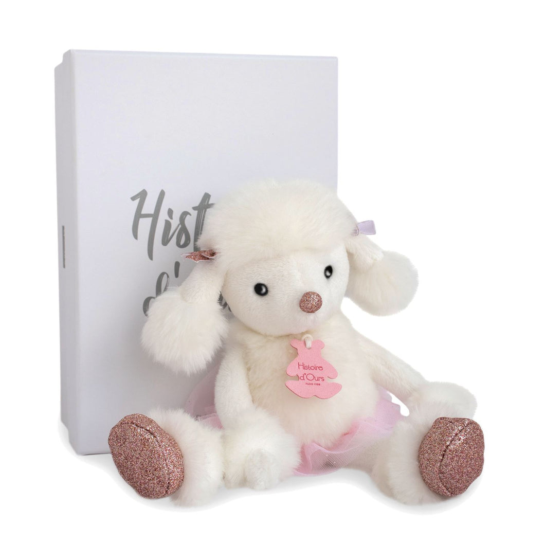 Histoire D'ours Roxane Poodle - 9.8inches