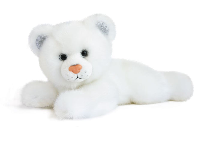 Histoire D'ours White Panther - 9.1inches