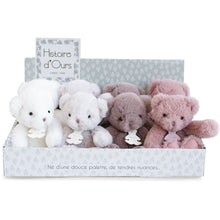 Load image into Gallery viewer, Histoire D'ours Mini Teddy Bear Assortment of 8 Bears
