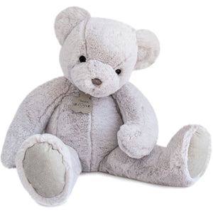 Histoire D'ours Light Grey Teddy Bear - NEW!
