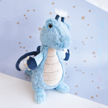 Load image into Gallery viewer, Histoire D'ours Blue Dragon Plush - NEW!