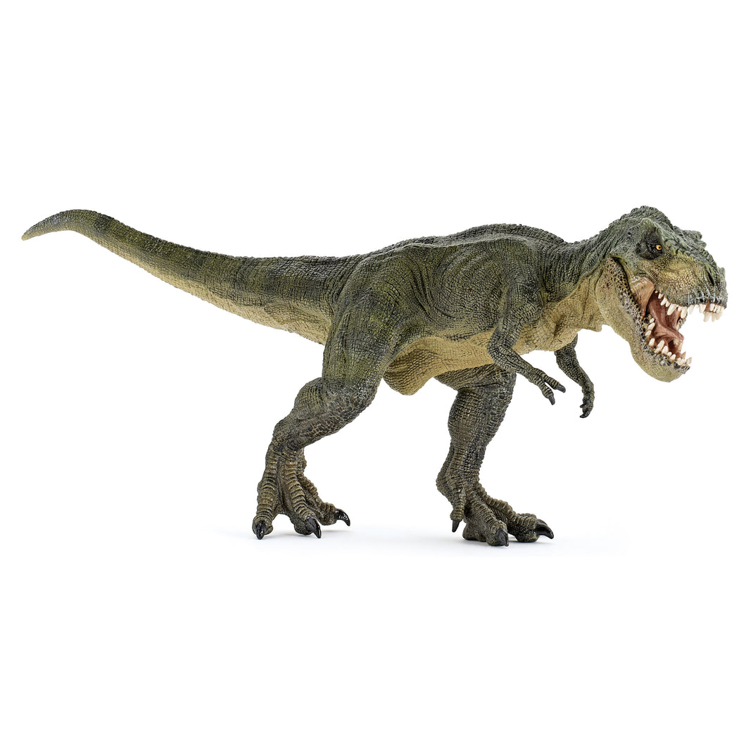 Papo France Green Running T-Rex