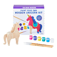 Load image into Gallery viewer, Kid Made Modern Paint Your Own Unicorn Kit