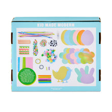 Load image into Gallery viewer, Kid Made Modern Easter Craft Kit