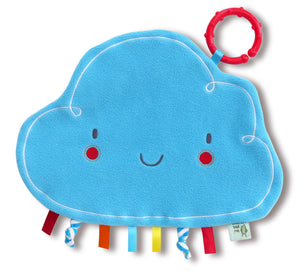 Little Bird Told Me Fluffy Cloud Comforter