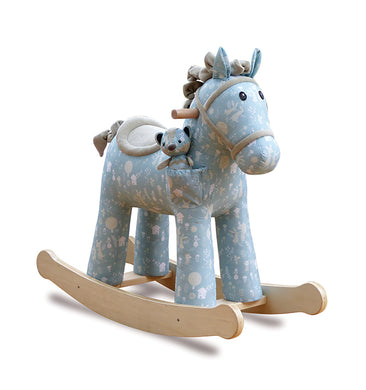 Little Bird Told Me Finn & Munchkin Rocking Horse
