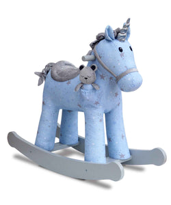 Little Bird Told Me Moonbeam & Rae Rocking Horse