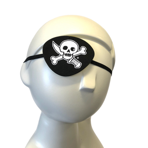 Liontouch Pretend-Play Foam Pirate Eye Patch