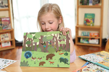 Load image into Gallery viewer, Mideer Reusable Sticker Activity Pads: 200-piece Animals
