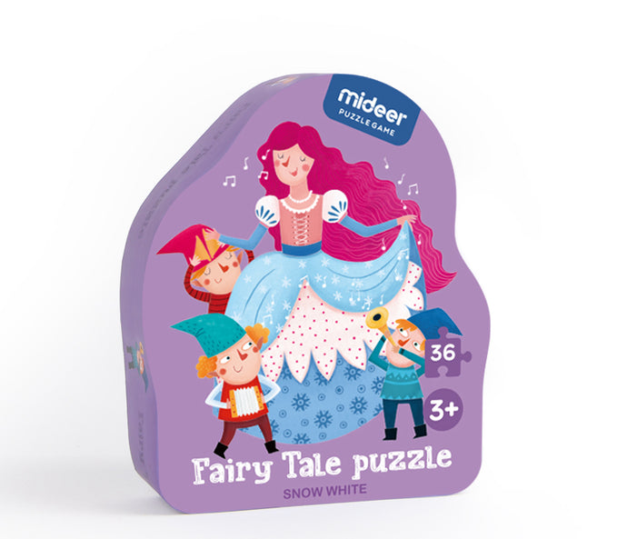 Mideer Fairy Tale puzzle-Snow White