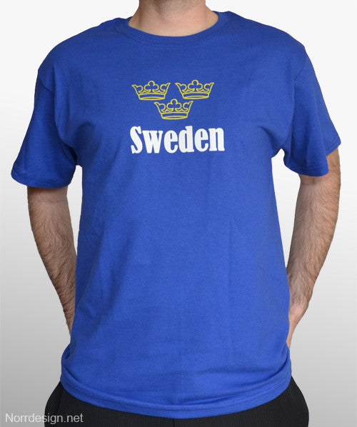 Sweden Three Crowns