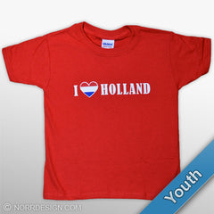 I (heart) Holland - Youth