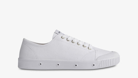Spring Court Canvas Sneakers