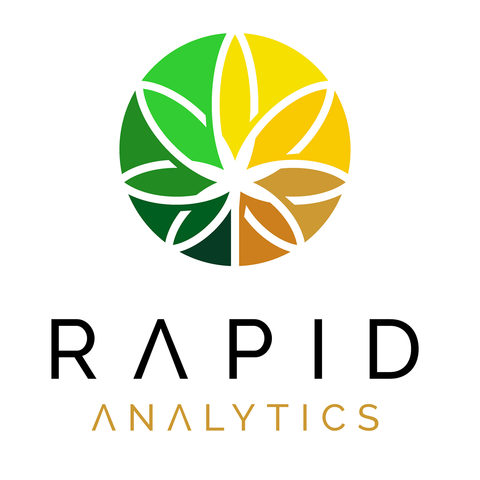 Rapid Analytics lab testing logo