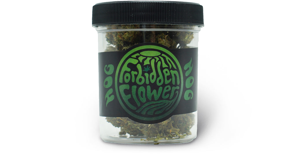 Hog 3.5 gram Jars CBD Flower | Forbidden Flower | URTH CBD