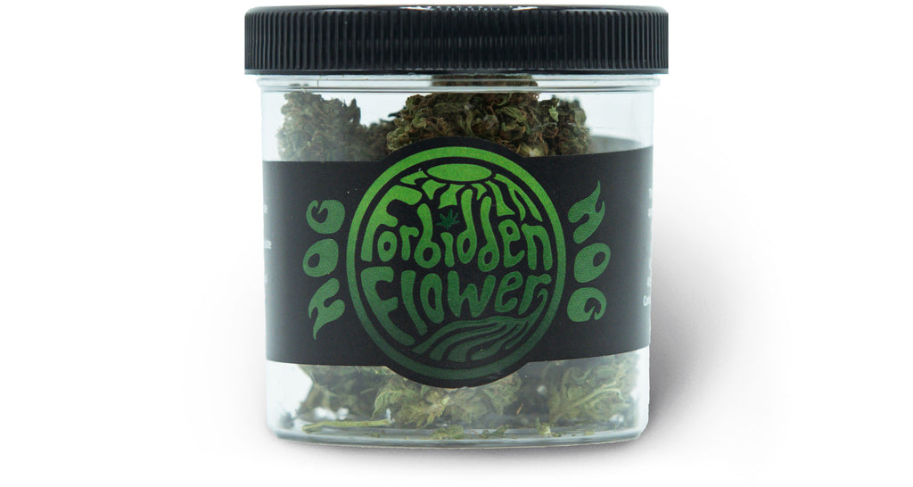 Hog 7 gram Jars CBD Flower | Forbidden Flower | URTH CBD