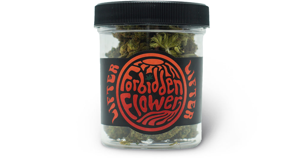 Lifter (RR1) 3.5 gram Jars CBD Flower | Forbidden Flower | URTH CBD
