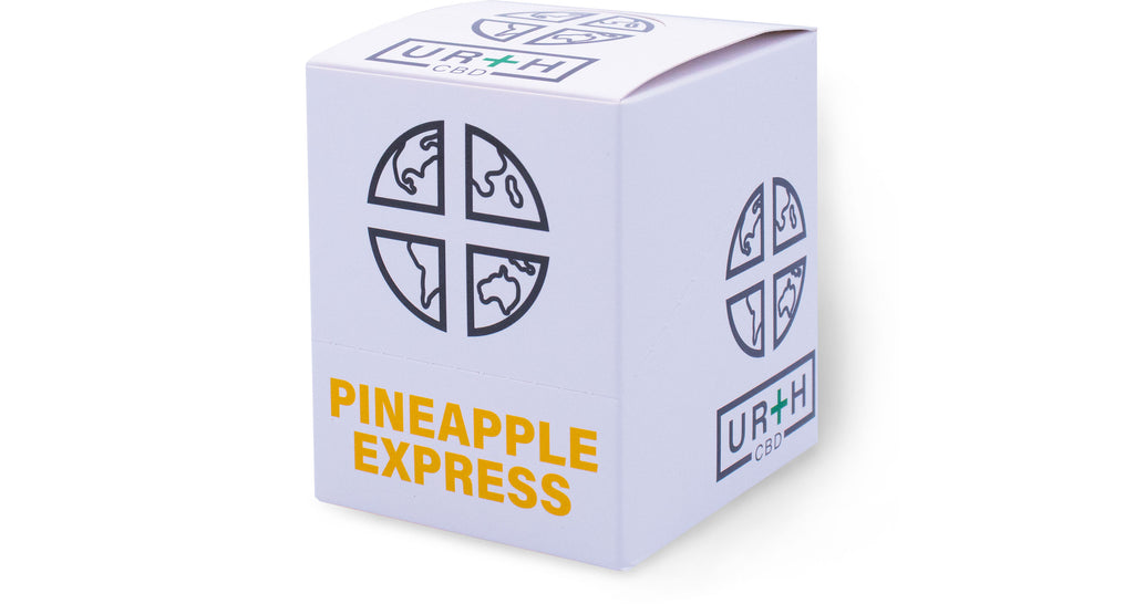 Pineapple Express 300 mg 8-Pack CBD Cartridge | URTH CBD