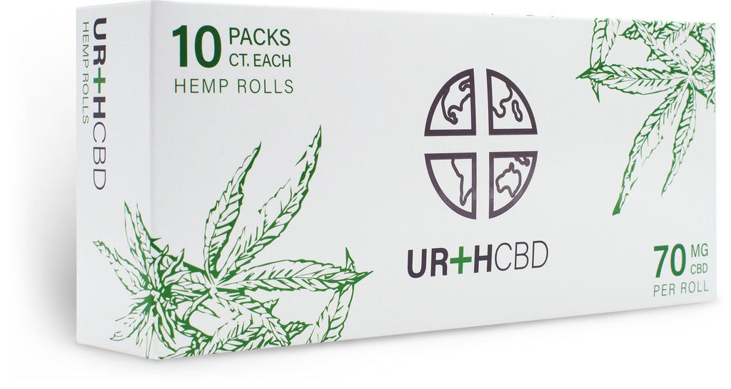 Hemp Pre-Rolls 10-Packs CBD Flower | URTH CBD