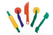Essential Dough Play Tools