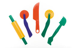 Essential Playdough Tools