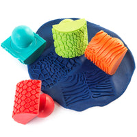 Animal Pattern Rocker Stampers - Accessories for dough and clay