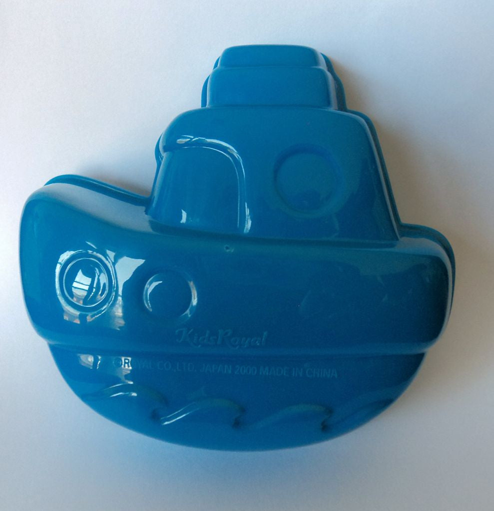 blue ship sand mould