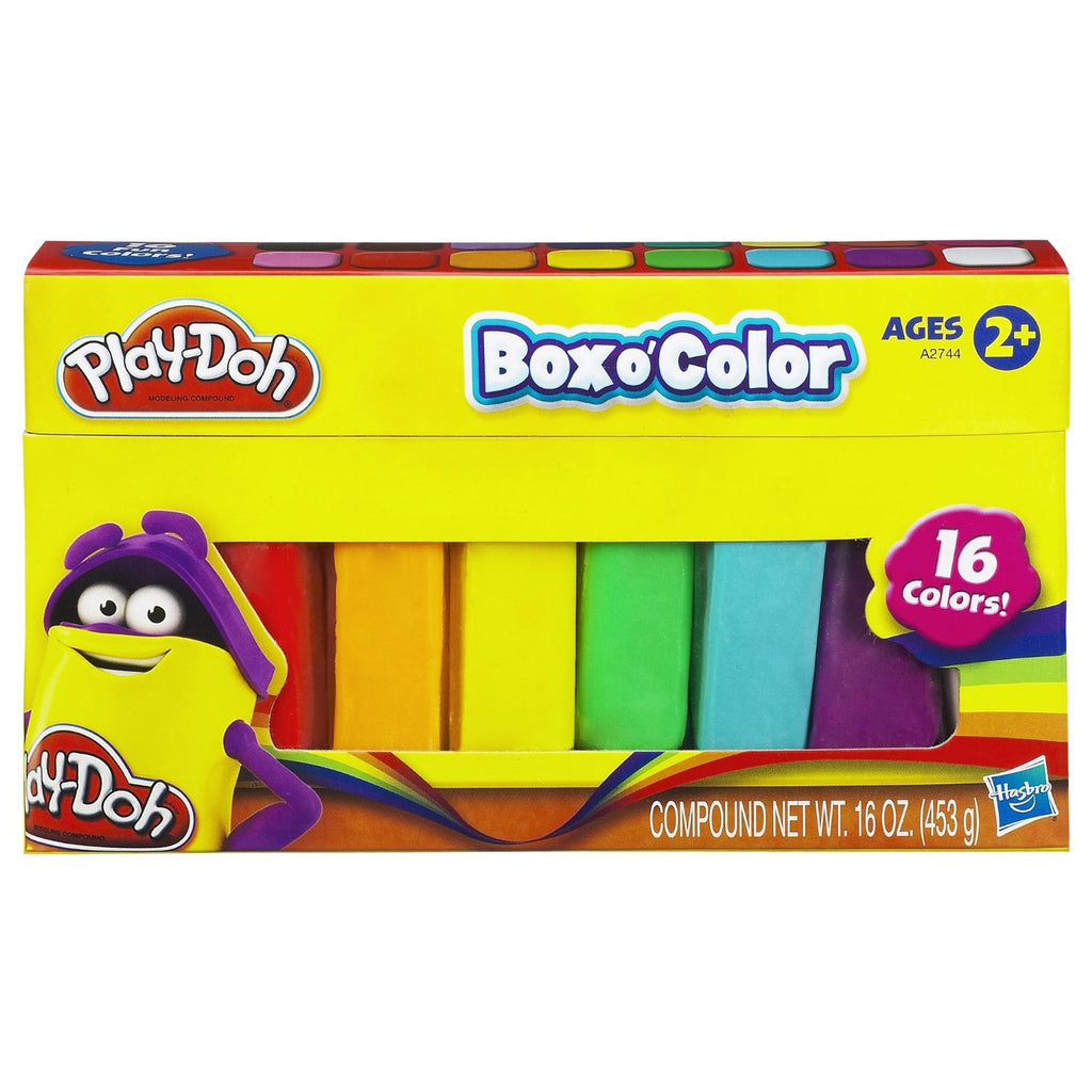 Play-Doh Box of Colour Set