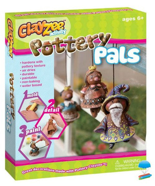 Pottery Pals ClayZee