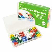 dice with box