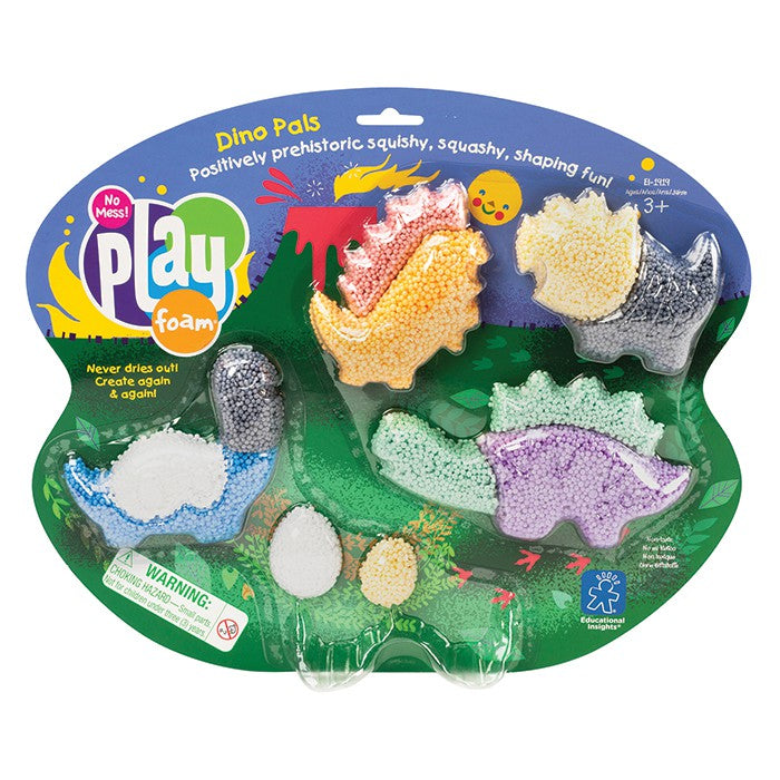 Playfoam Dino Pals Themed Set