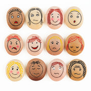Emotion Stones 12 faces
