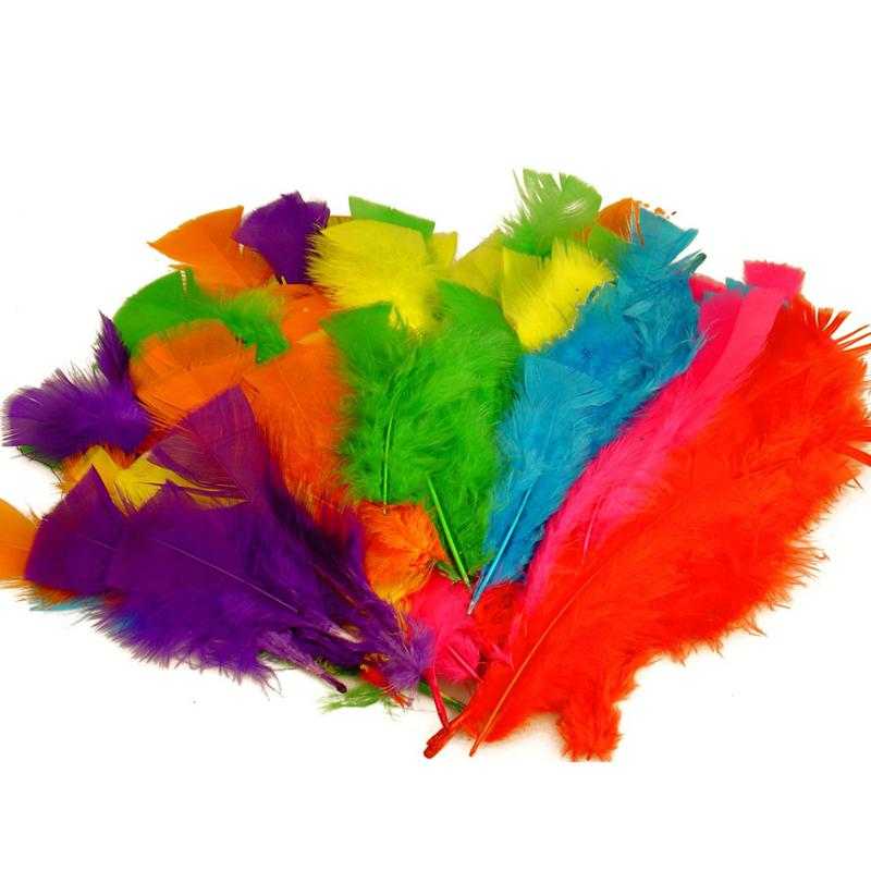 Large Feathers, Bag of 140
