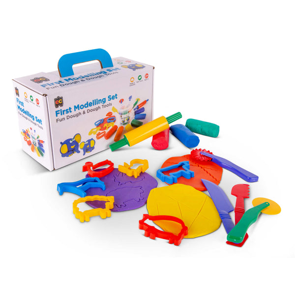First Creations Modelling Gift Set Playdough Tools