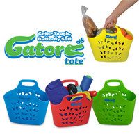 gator tote logo with bags
